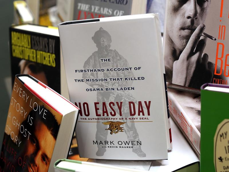"Former Navy SEAL Matthew Bissonnette has agreed to forfeit ""all of the proceeds"" he received from <em>No Easy Day,</em> his book about the killing of Osama bin Laden."