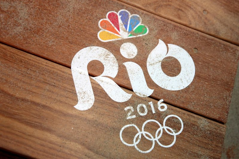 The NBC Olympic Social Opening Ceremony at Jonathan Beach Club on July 26, 2016 in Santa Monica, California. (Rachel Murray/Getty Images for NBC Olympic Social Opening Ceremony)