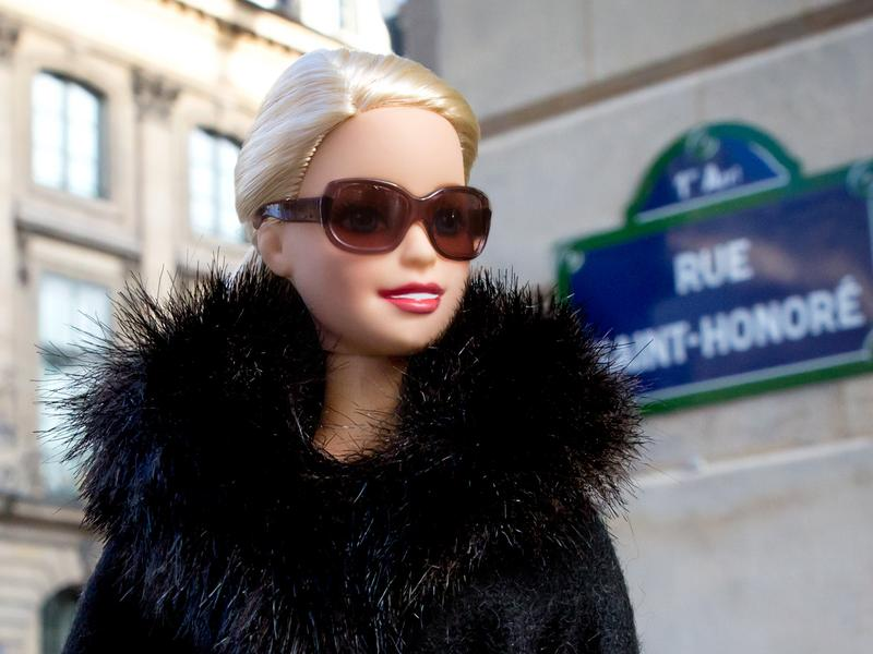 "Barbie has taken over Paris — she has <a href=""http://www.lesartsdecoratifs.fr/en/exhibitions/current-events-1322/musee-des-arts-decoratifs/barbie"" target=""_blank"">her very own exhibition</a> at Les Arts Décoratifs."