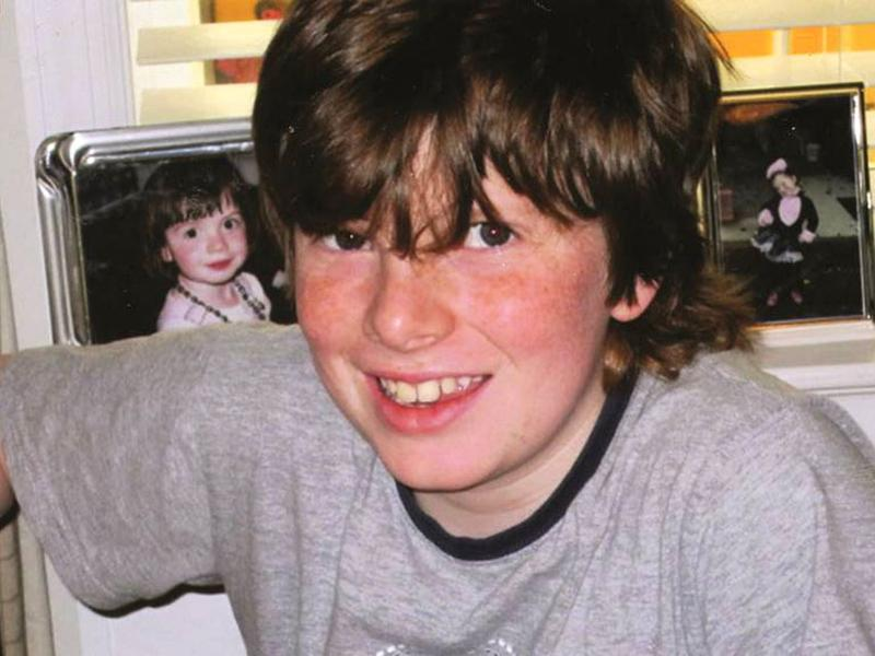 Four days after Rory Staunton cut himself in gym class, he died from septic shock.