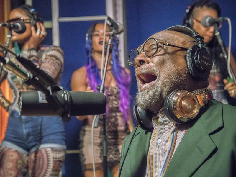 George Clinton and Parliament Funkadelic perform live for KCRW.