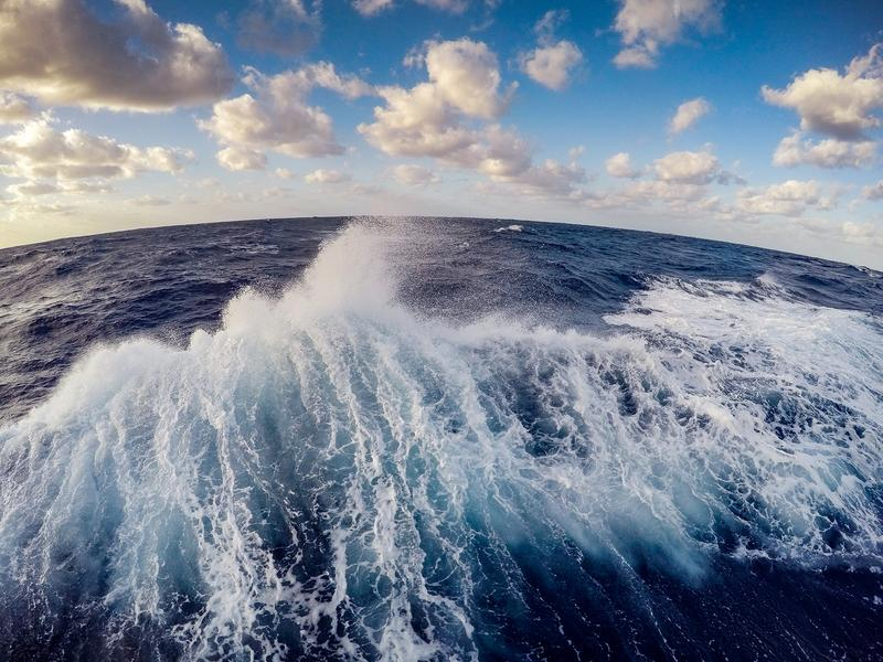 Rough seas prevented the NOAA's Okeanos Explorer from collecting data in the the Papahānaumokuākea Marine National Monument in February.