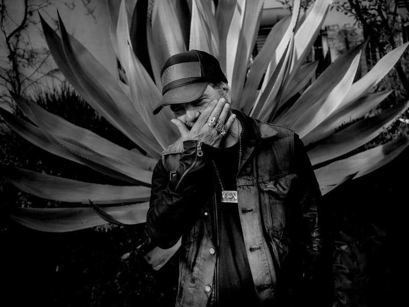 Daniel Lanois' new album, <em>Goodbye To Language</em>, comes out Sept. 9.