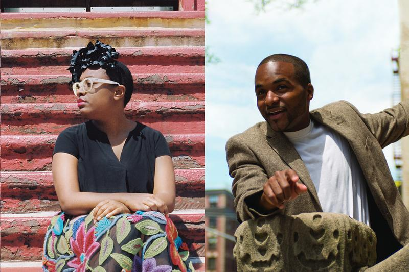 Cecile McLorin Salvant and Sullivan Fortner.