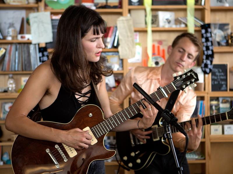 Tiny Desk Concert with Big Thief.