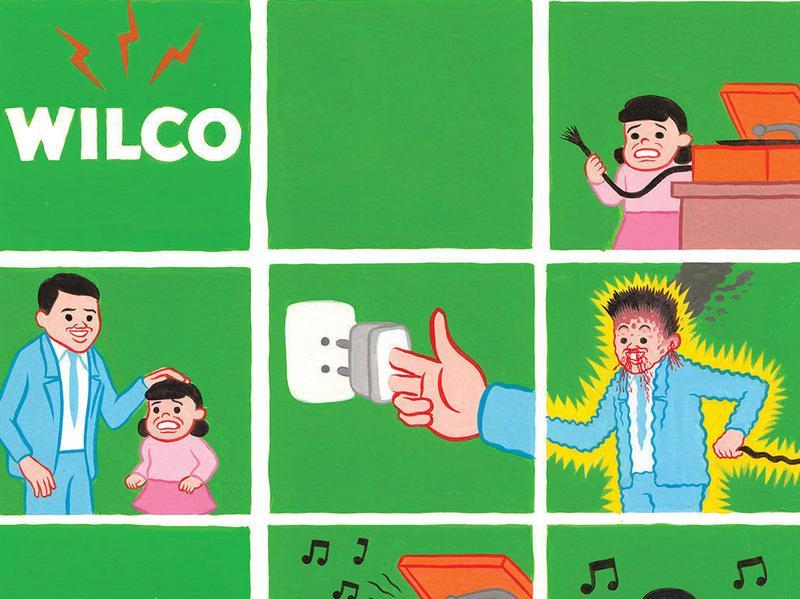 Wilco's latest album, <em>Schmilco</em>, is out Sept. 9.