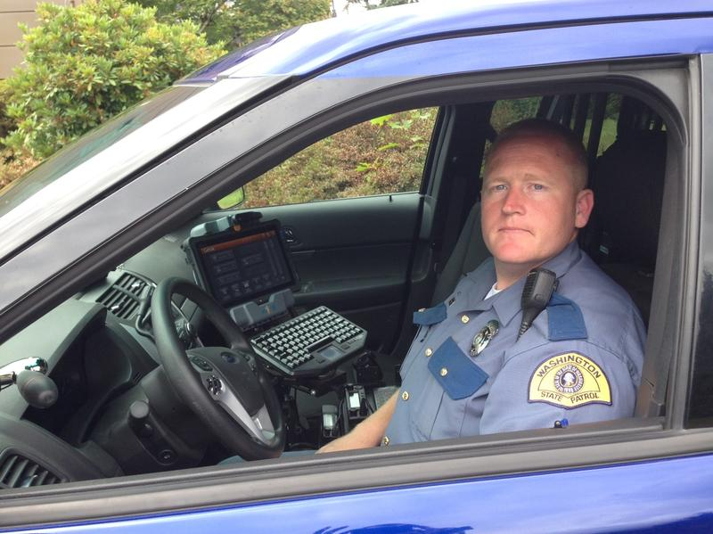 Washington State Patrol sergeant Nate Hovinghoff says once pot was legalized in Washington state the rules of engagement changed.