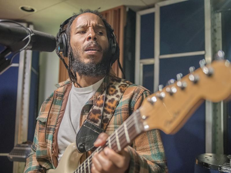 Ziggy Marley performs live for KCRW's <em>Morning Becomes Eclectic</em>.