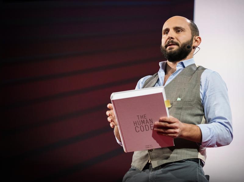Riccardo Sabatini speaks at TED2016.