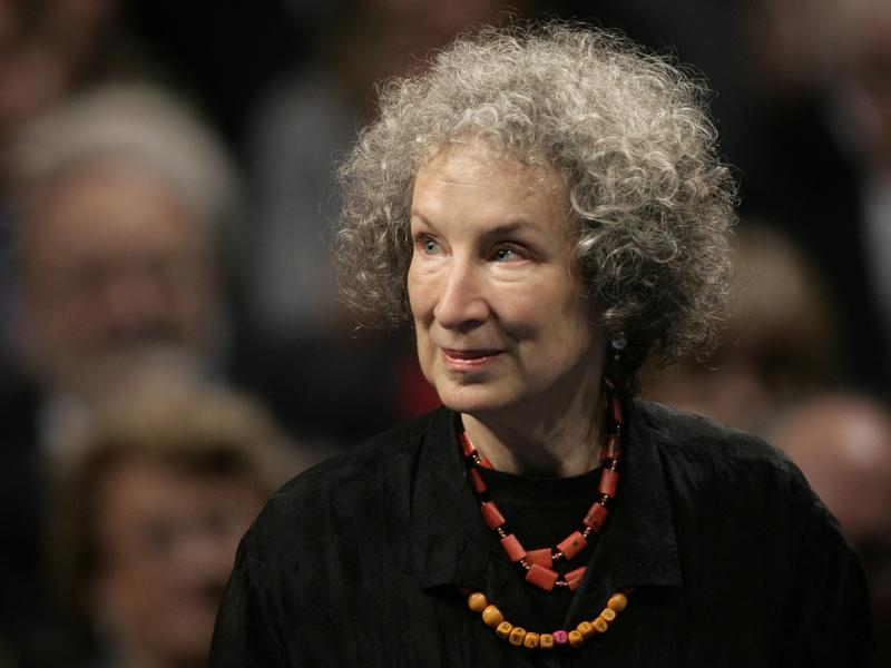 """I'm very fond of him,"" Margaret Atwood says of her protagonist, Angel Catbird. Atwood is also the author of several other novels, including <em>The Handmaid's Tale, The Blind Assassin</em> and<em> Oryx and Crake.</em>"