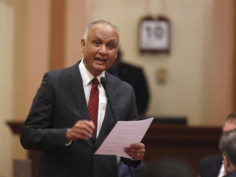 California State Sen. Ed Hernandez wrote a law to keep insurance directories up to date and to give consumers recourse when errors lead to surprise bills.
