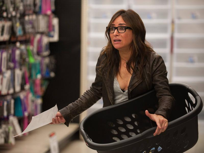 Pamela Adlon plays a single mother to three girls in the series <em>Better Things</em>, which premieres Sept. 8th on FX.