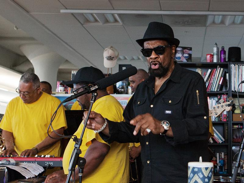 Tiny Desk Concert with William Bell.
