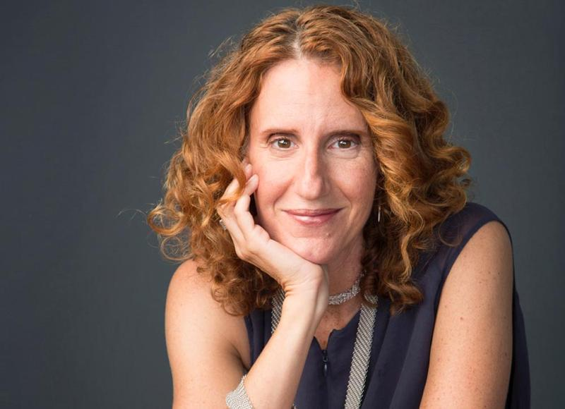"""Gayle Forman, author of """"Leave Me."""" (Courtesy of Algonquin Books)"""