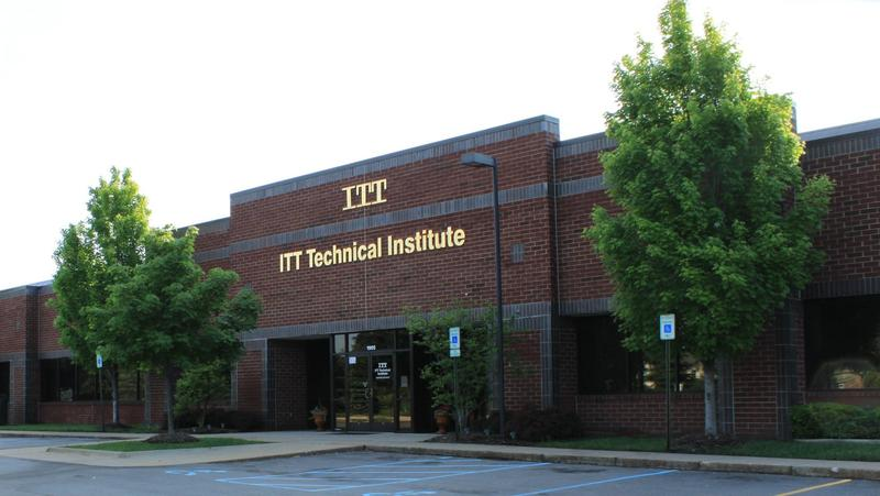 The Canton, Mich. campus of ITT Technical Institute in 2011. (Dwight Burdette/Wikimedia Commons)