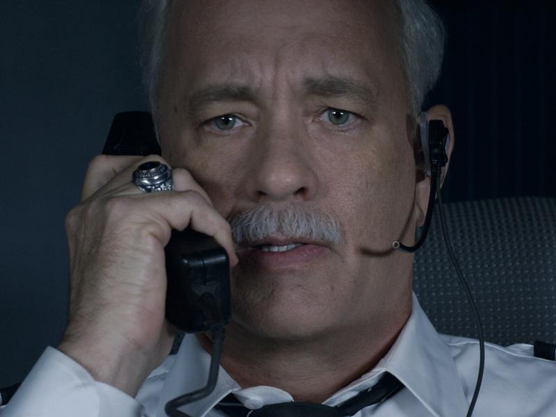 "In <em>Sully,</em> Tom Hanks plays Chesley ""Sully"" Sullenberger, the airplane captain whose unprecedented landing on the Hudson River on Jan. 15, 2009, saved the lives of 155 passengers."
