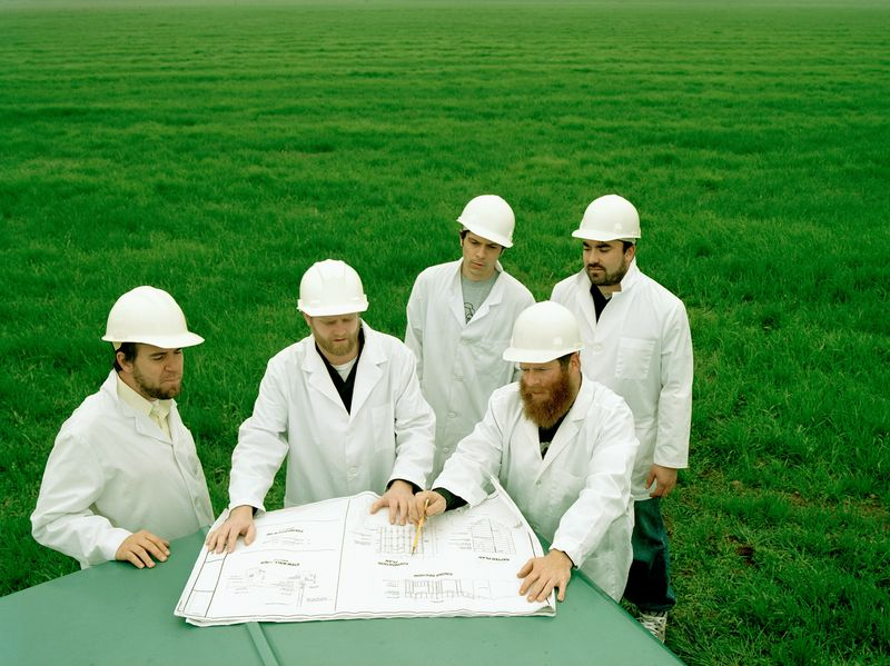 The members of Grandaddy are back with the band's first new music in a decade.