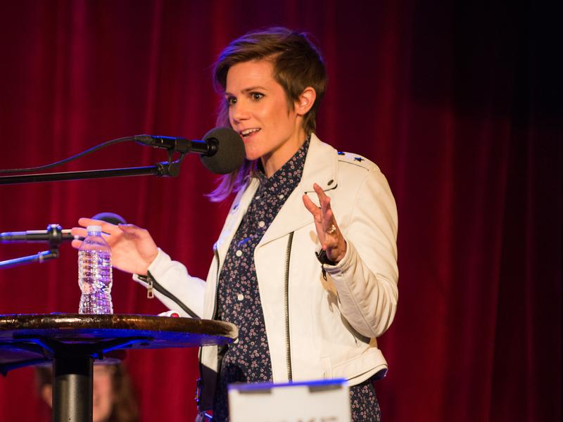 Cameron Esposito on Ask Me Another.