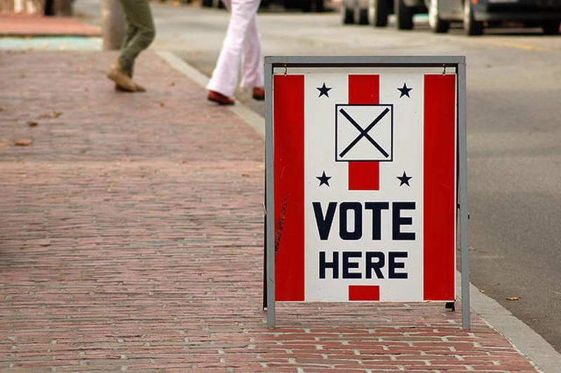Elections boards in North Carolina are trying to figure out how to restore the early voting period. (Katri Niemi/Flickr)