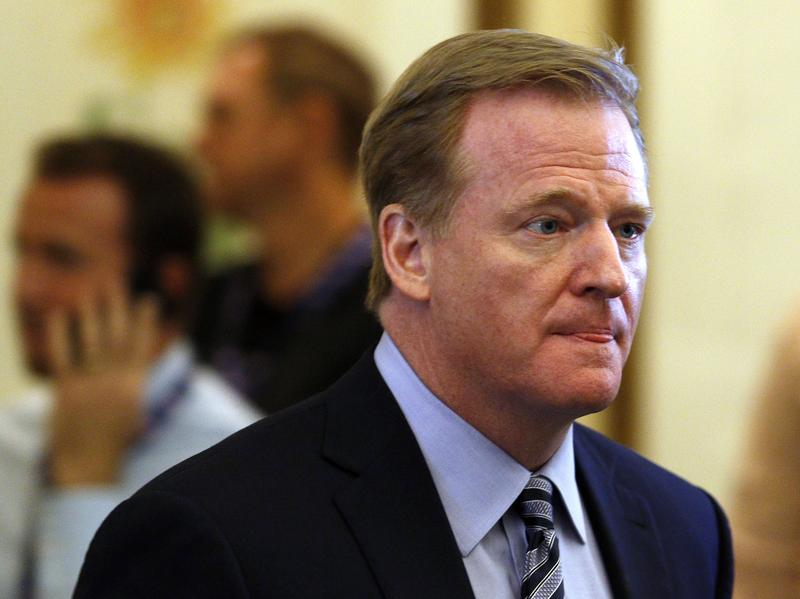 """While we can never completely eliminate the risk of injury, we are always striving to make the game safer,"" NFL Commissioner Roger Goodell says."