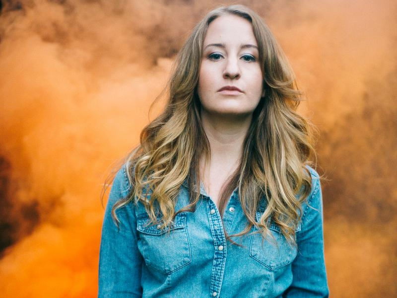 Country singer Margo Price will share stories and songs with NPR's Ann Powers live at AmericanaFest.