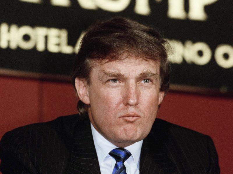 The rise of a young Donald Trump was explored in the NPR special, <em>The Making Of Clinton and Trump</em>.