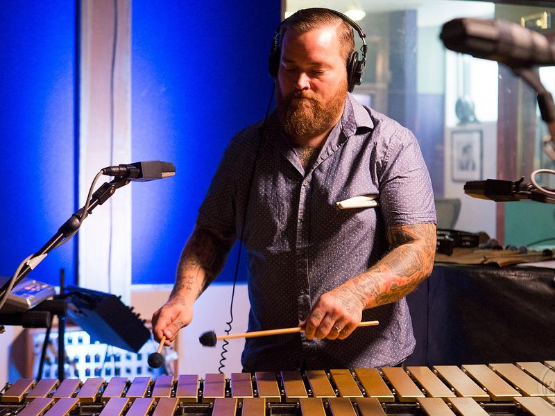 Blind Pilot performs live for KCRW's <em>Morning Becomes Eclectic</em>.