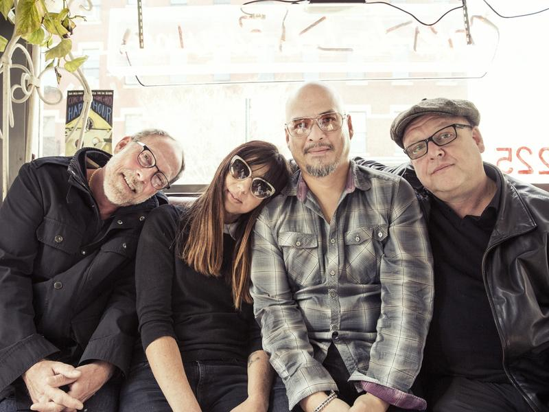 Pixies new album, <em>Head Carrier, </em>comes out Sept. 30.
