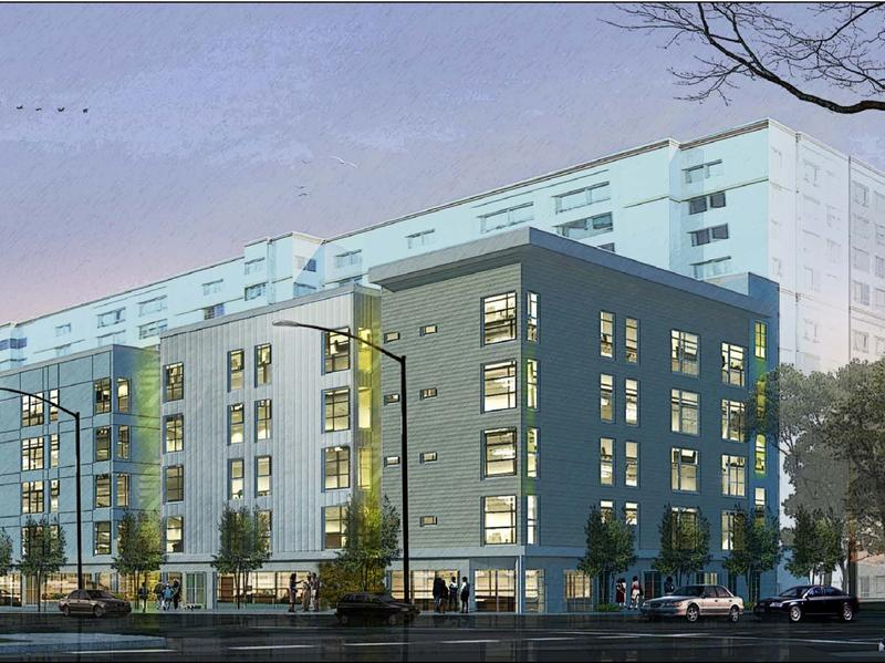 About 5,000 people have entered the lottery for the proposed Willie B. Kennedy development in San Francisco's Western Addition neighborhood.