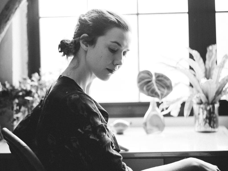 """For me, it is a pure love song,"" Lisa Hannigan says of her song ""Funeral Suit."""