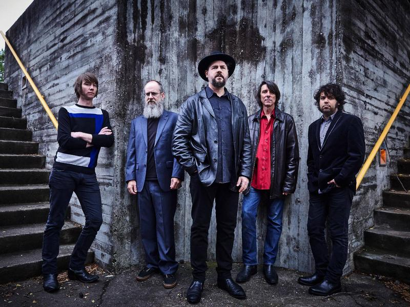 Drive-By Truckers' new album, <em>American Band</em>, comes out Sept. 30.