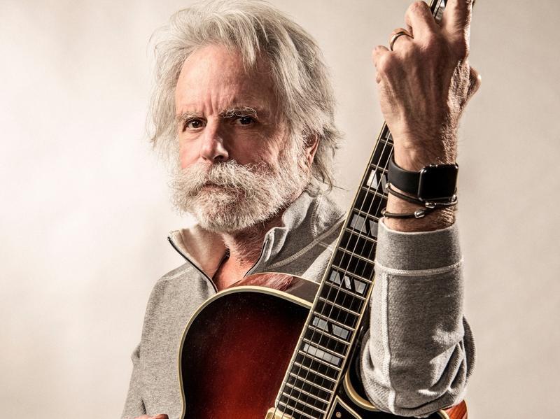 Bob Weir's new album, <em>Blue Mountain</em>, comes out Sept. 30.