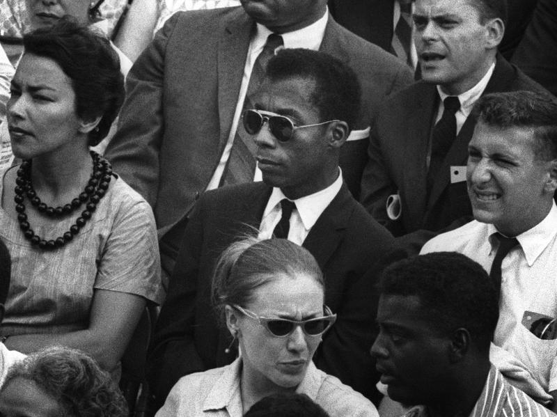 The words of the late writer James Baldwin narrate the award-winning documentary <em>I Am Not Your Negro.</em>