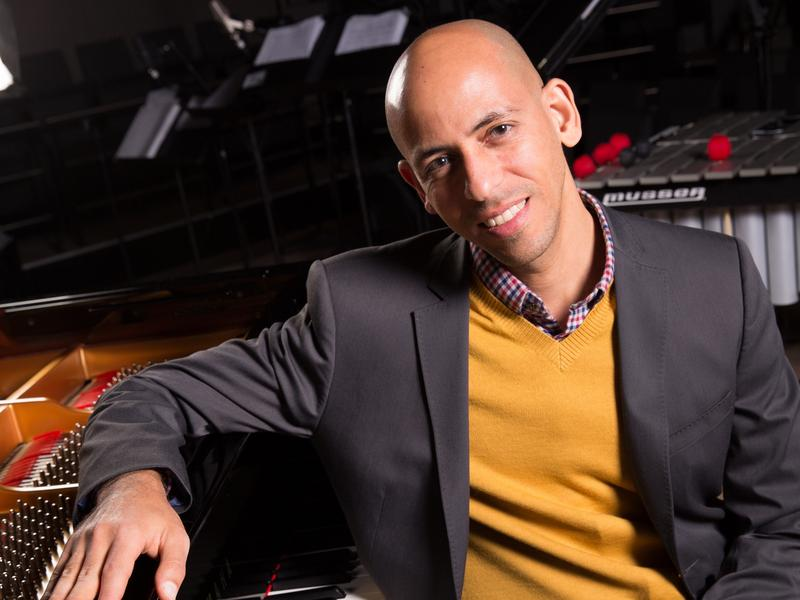 In his new album, <em>Latin American Songbook, </em>jazz pianist Edward Simon offers a new take on some of his favorite Latin standards.