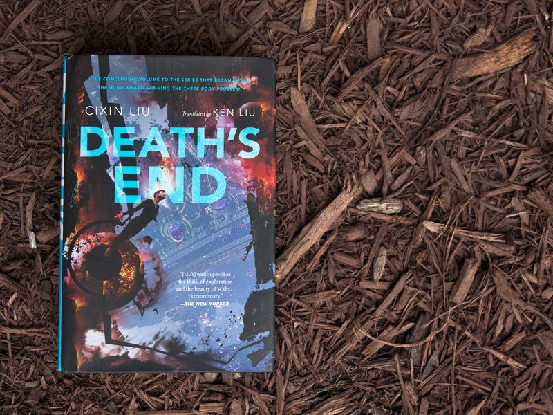 Death's End by Cixin Liu (Raquel Zaldivar/NPR)
