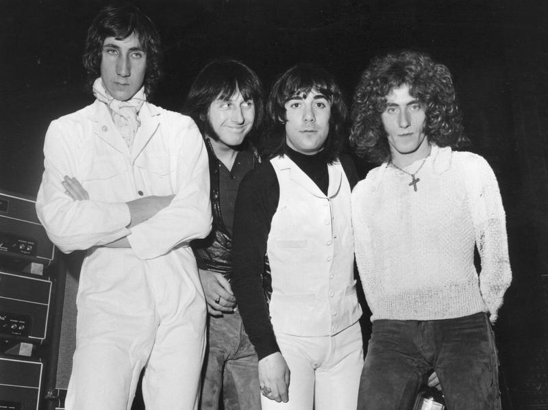 "The Who in 1969, the year the group released the rock opera <em>Tommy</em>. Earlier in the 1960s, the band says it only cared about singles. By 1971, it was making albums that would help define the ""heritage rock"" industry."