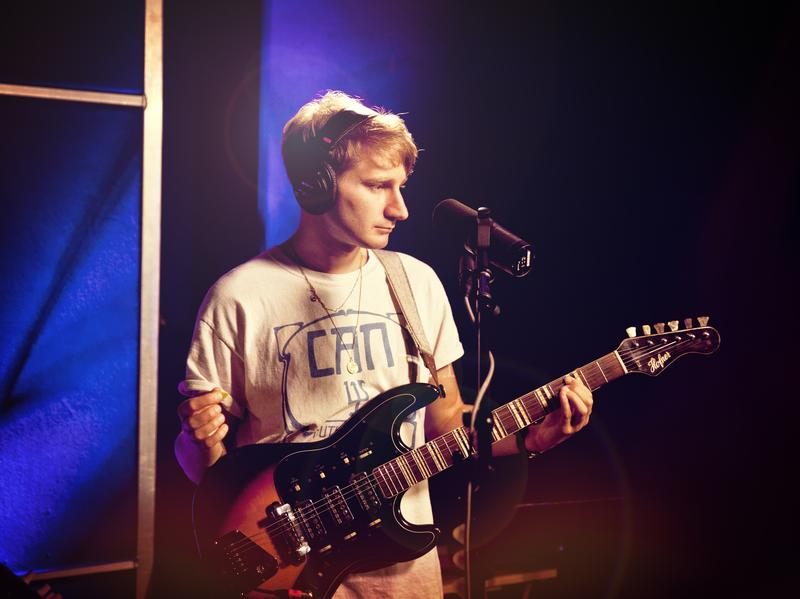 Glass Animals performs live in the studio for KCRW.