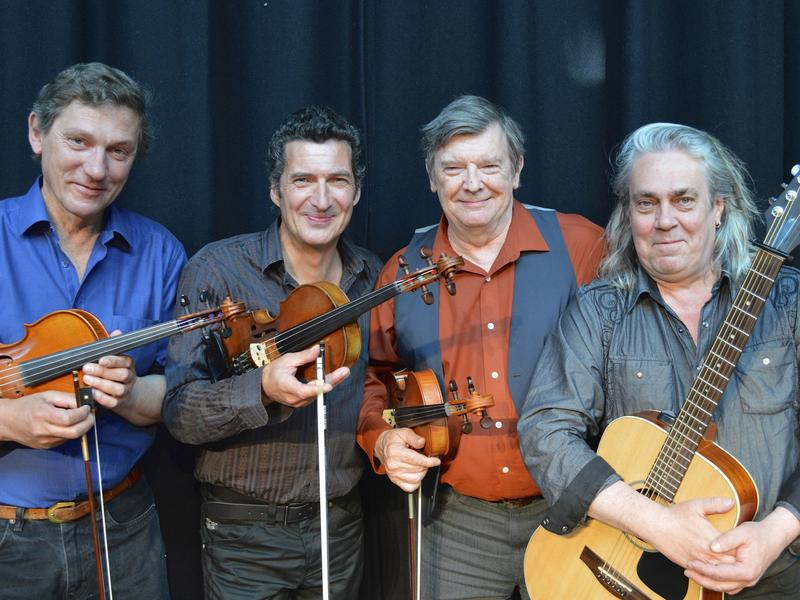 This week's show includes songs from Celtic Fiddle Festival's latest album, <em>Storm In A Teapot.</em>