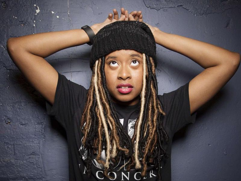 """Phoebe Robinson is a stand-up comic, writer and actor. She is the creator and co-host of the podcast <a href=""""http://www.wnyc.org/shows/dopequeens"""" target=""""_blank"""">2 Dope Queens</a> and the host of the podcast <a href=""""http://www.wnyc.org/shows/whiteguys"""" target=""""_blank"""">Sooo Many White Guys</a>."""