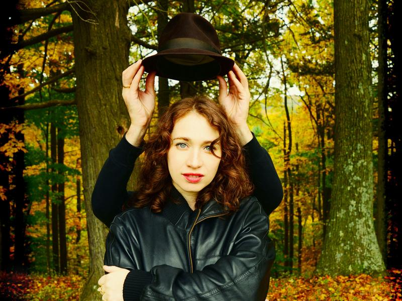 """""""It becomes a gift ... to get to see things from a different perspective,"""" Regina Spektor says. Her new album is called <em>Remember Us To Life</em>."""