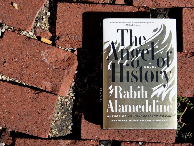 The Angel of History by Rabih Alameddine (Raquel Zaldivar/NPR)