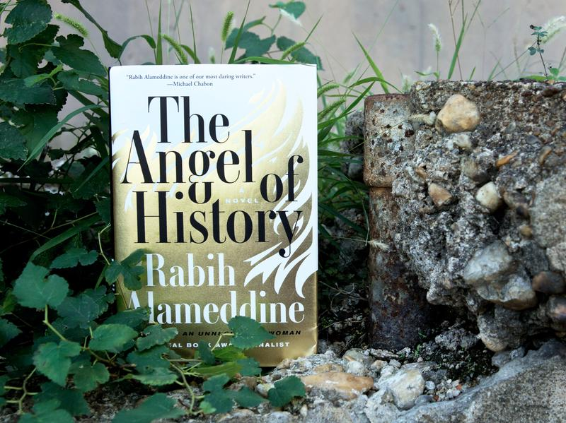 The Angel of History by Rabih Alameddine (Raquel Zaldivar/NPR)