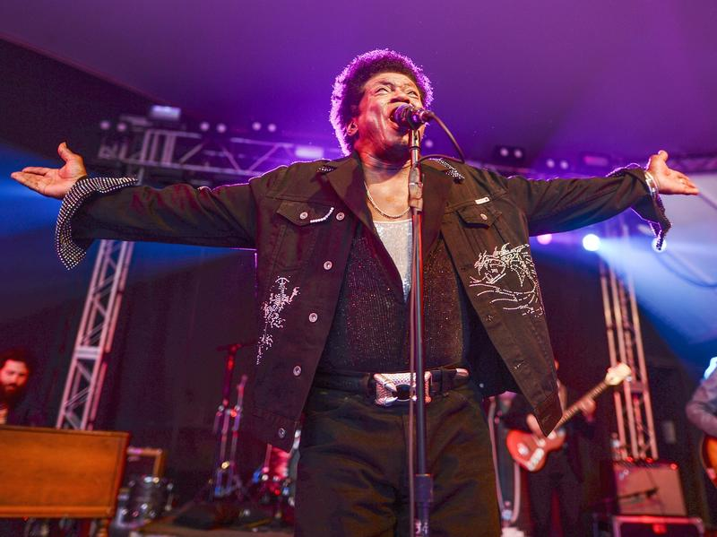 Charles Bradley performs at SXSW 2016.