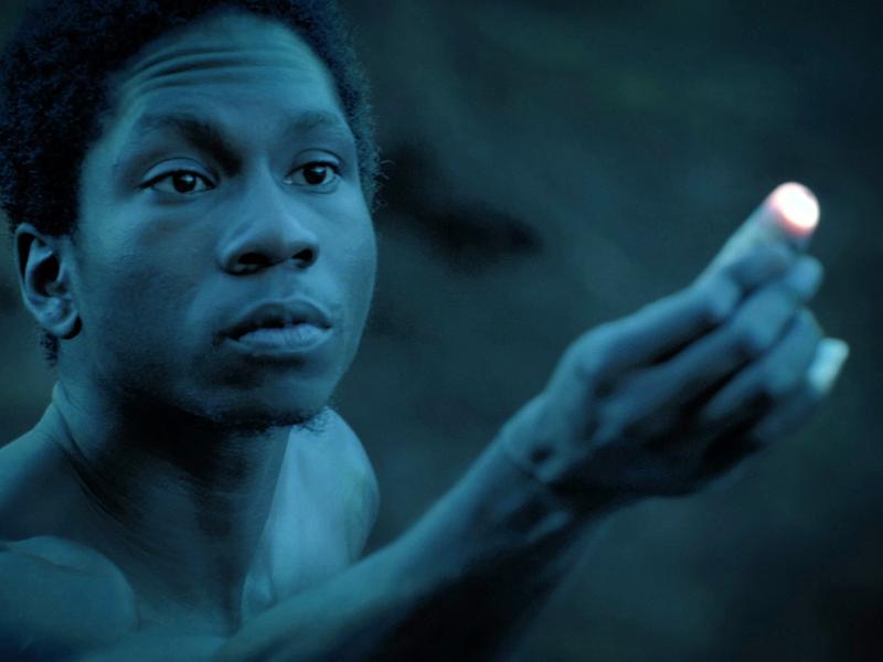Genard Ptah Blair dances to Carolina Eyck's music in a magical video directed by Sonia Malfa.
