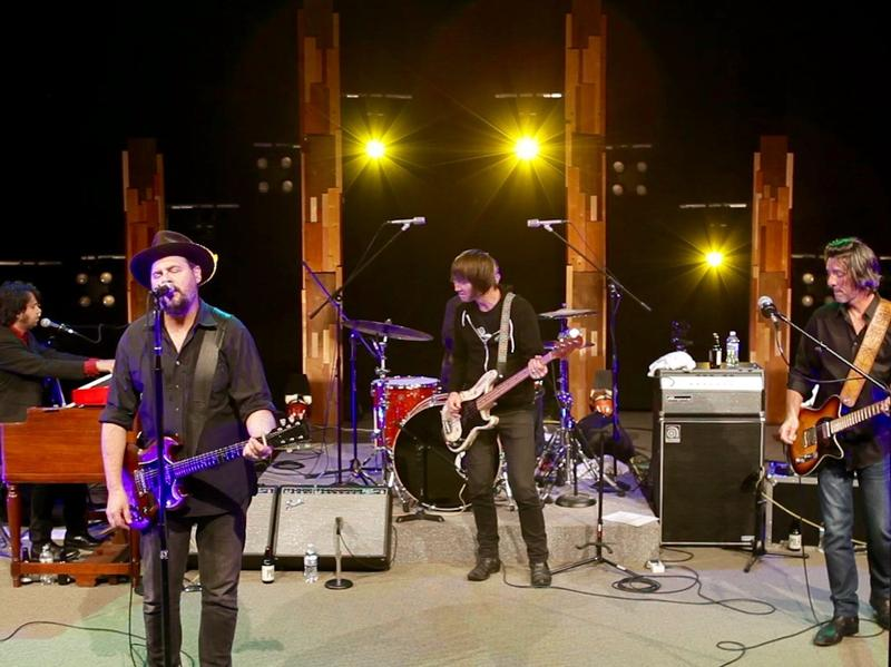 Drive-By Truckers performs <em>American Band</em> live at OPB in Portland, Ore.