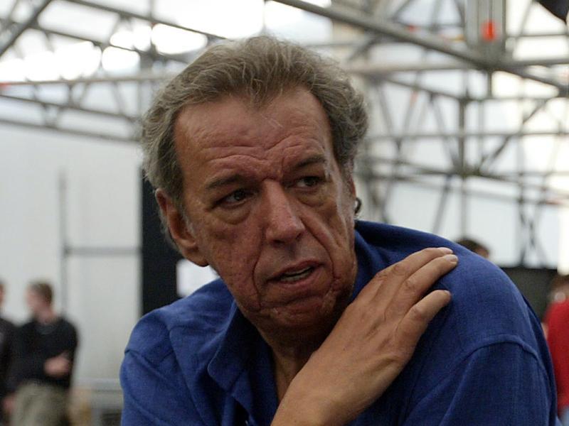 Rod Temperton in 2004.