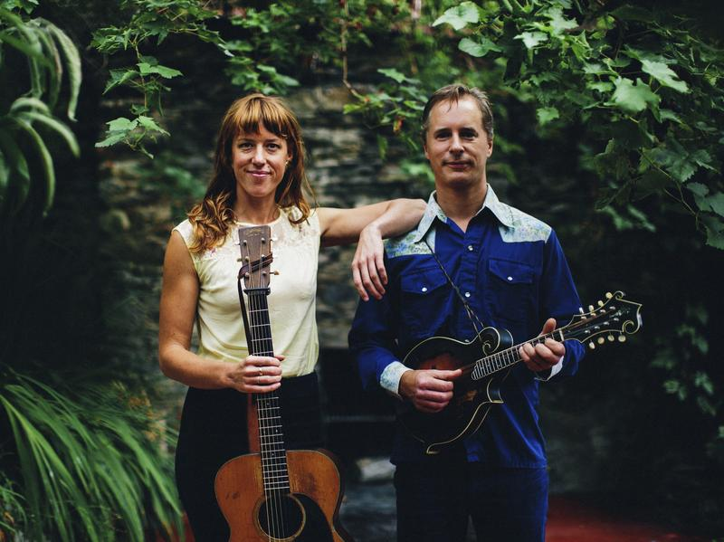Caleb Klauder & Reeb Willms' new album, <em>Innocent Road</em>, is out now.