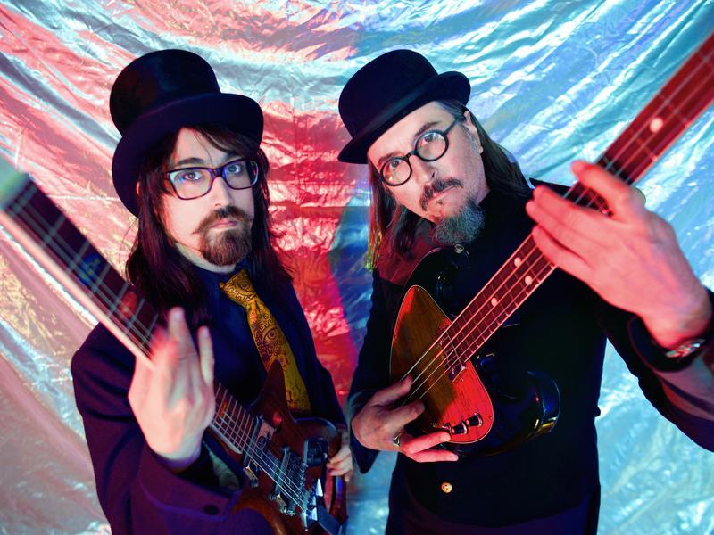 The Claypool Lennon Delirium's debut album, <em>Monolith Of Phobos</em>, is out now.