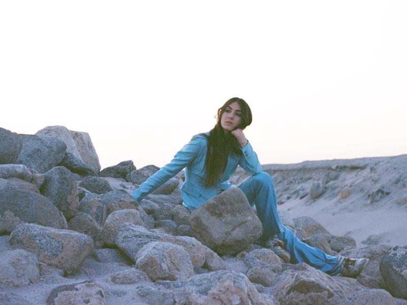 Weyes Blood's new album, <em>Front Row Seat To Earth</em>, comes out Oct. 21.