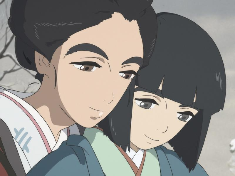 Director Keiichi Hara tells the story of Edo-period Japanese artist Katsushika Hokusai in <em>Miss Hokusai</em>.